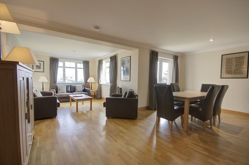 No. 2 The Links, vacation rental in Brora