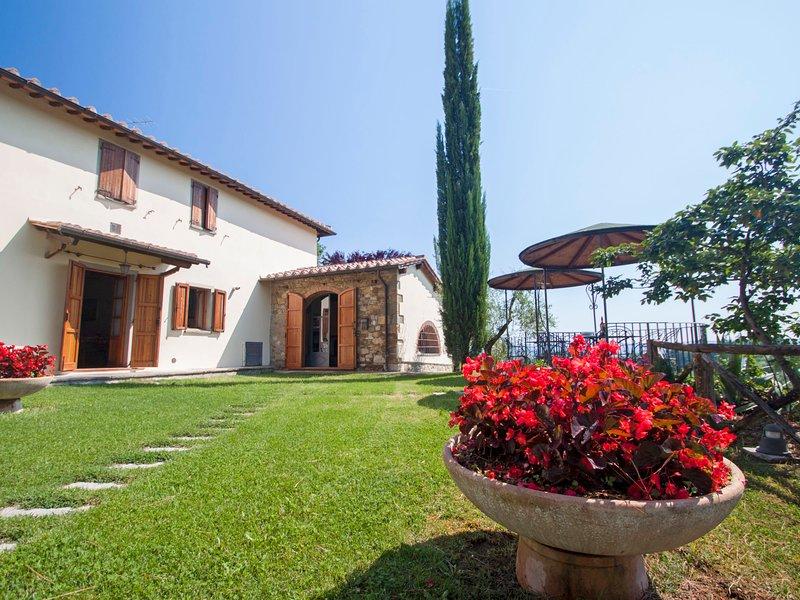 Lucia, location de vacances à San Leolino