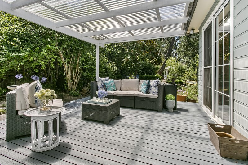 Swanbrook, holiday rental in Mount Victoria