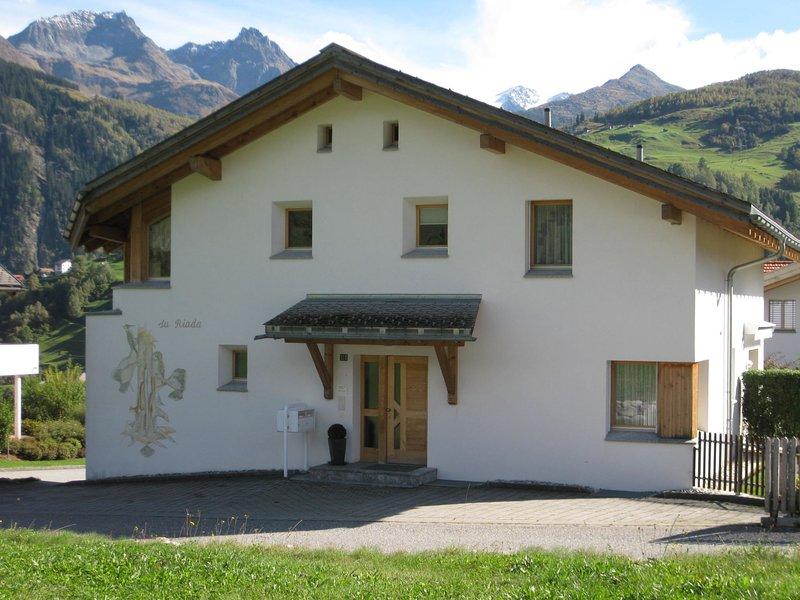 Casa Riada Maissen-Flepp, vacation rental in Tujetsch