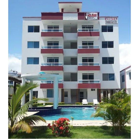 Departamento Nuevo y Amoblado en Tonsupa con WIFI Y AIRE ACONDICIONADO, holiday rental in Esmeraldas Province