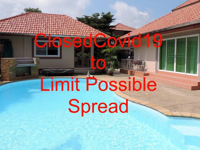 Tepin 'Baan Lek 1', vacation rental in Chiang Mai