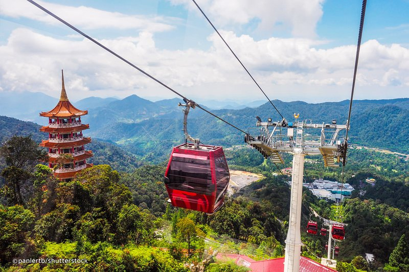 MU Midhill - Genting Highlands Plus, holiday rental in Genting Highlands