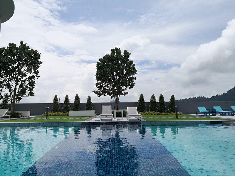 MU Windmill - 360 Skypool Superior Suite, casa vacanza a Pahang