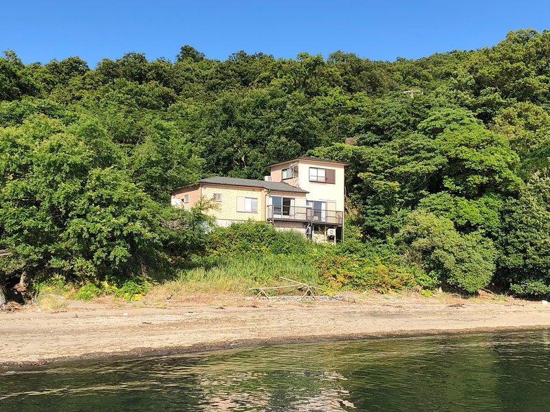 Villa Chillon, casa vacanza a Shikoku