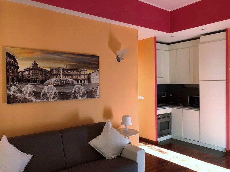 ILA4704 House Nervi, holiday rental in Bargagli