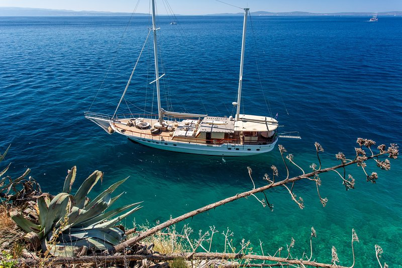 Gulet Summer Princess - Elegant gulet for your next cruise vacation in Croatia!, holiday rental in Split