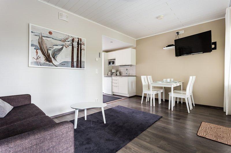 Apartment Topelius, vacation rental in Punkaharju