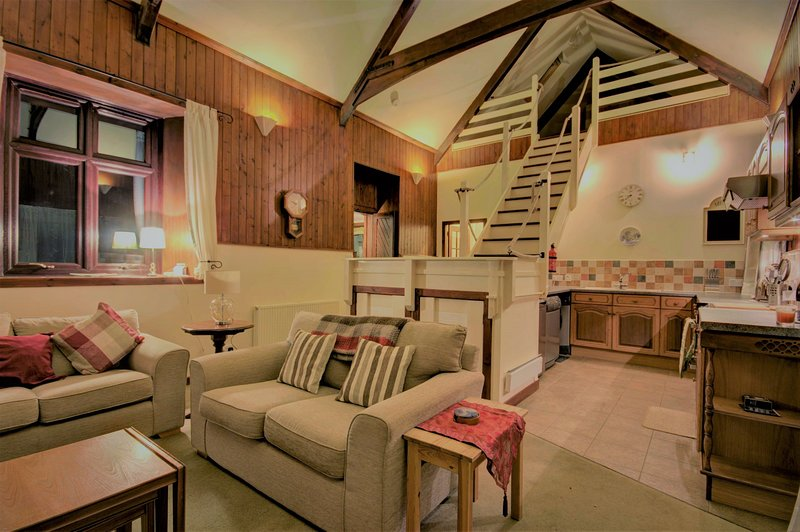 The Old Mission Hall, vacation rental in Dunbeath