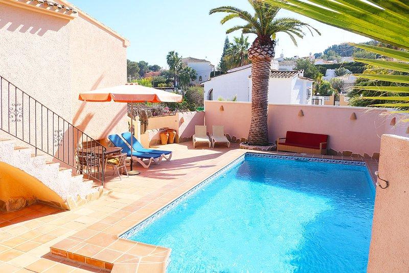 Casa Paraiso- CostaBlancaDreams, holiday rental in La Llobella