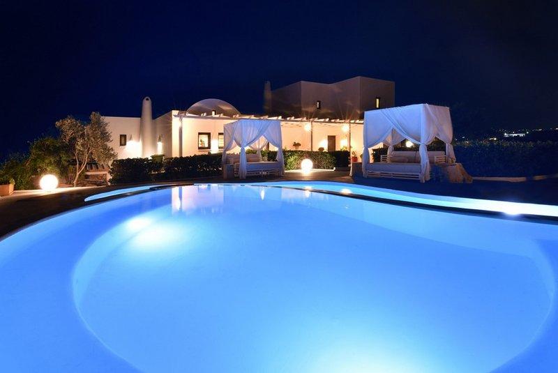 Villa Jacquie, location de vacances à Vourvoulos