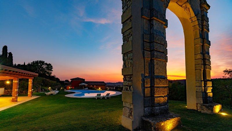 LA FONTE DEGLI DEI 12+2, Emma Villas Exclusive, holiday rental in Valgatara