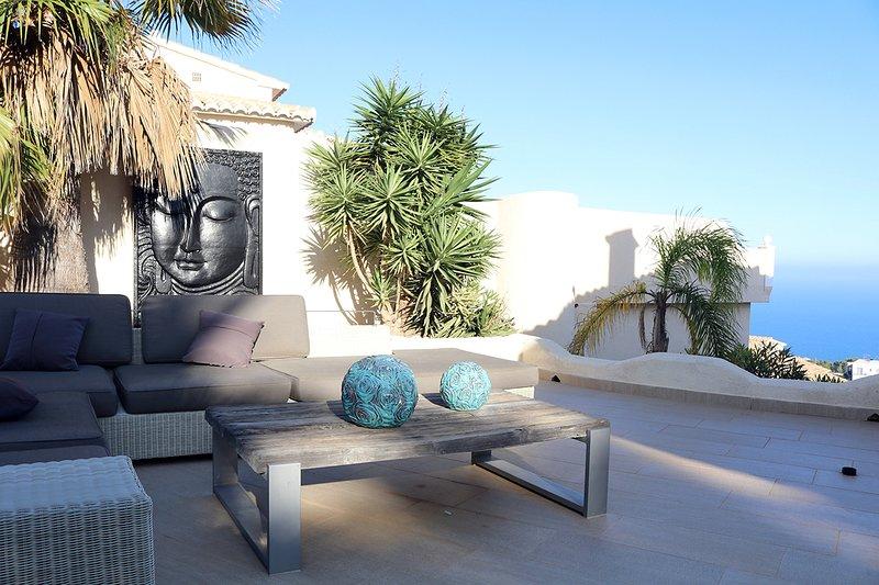Villa Lirios - CostaBlancaDreams, holiday rental in Benitachell