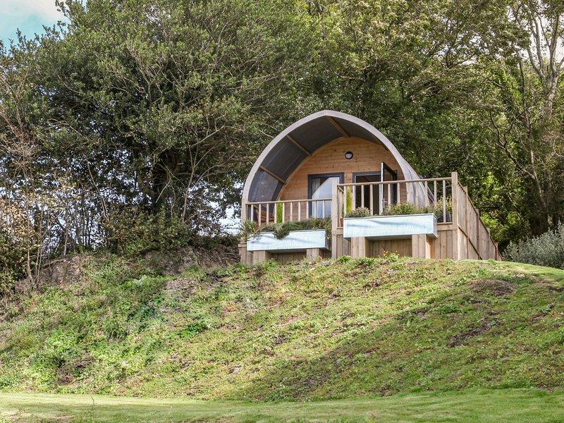 Knapp Mill Pod, Aveton Gifford – semesterbostad i Loddiswell