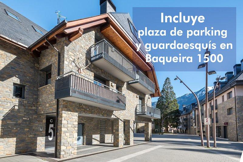 BEROIA - VIELHA E MIJARAN, alquiler vacacional en Las Bordas