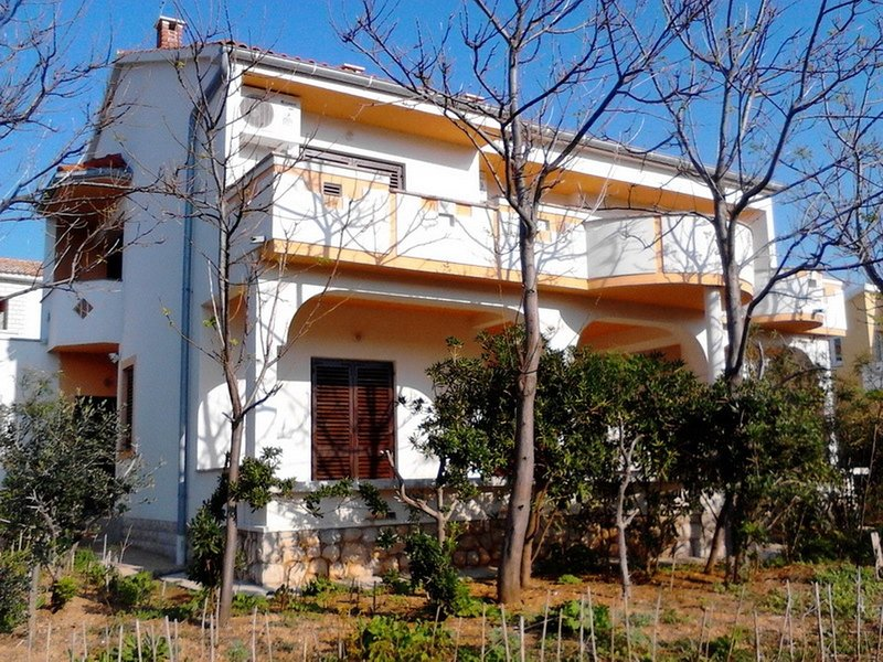 Ivan  - 150 meters from beach: A2 Jug(4+1) - Pag, holiday rental in Pag