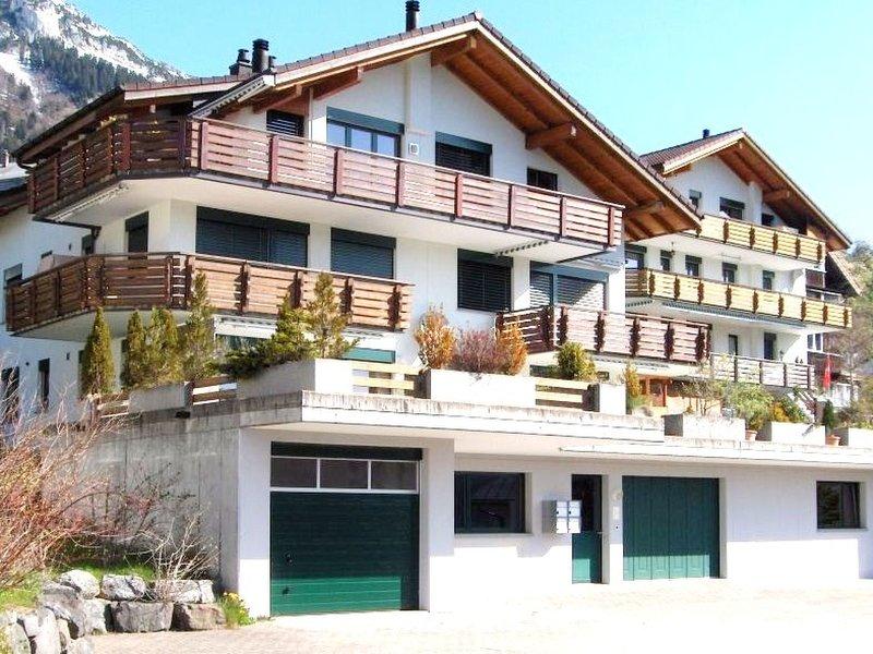 Apartment Grossgaden, alquiler vacacional en Reichenburg
