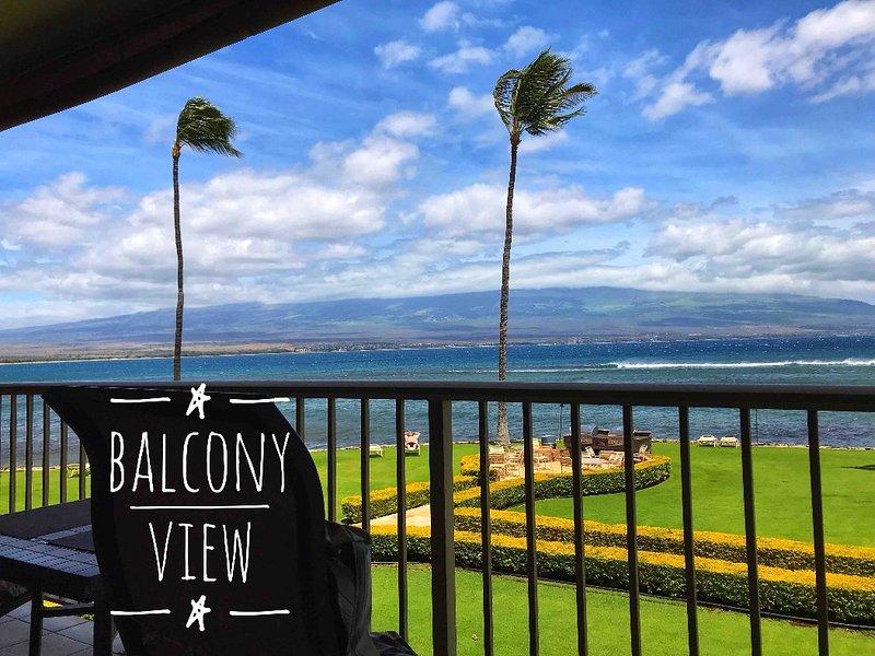 VIES VIEWS VIEWS, holiday rental in Maalaea