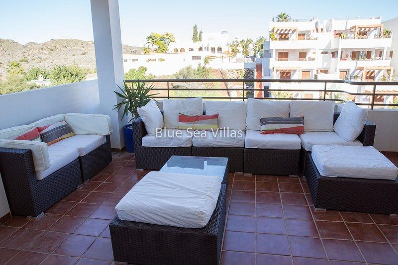 Casa El Mirador, holiday rental in Mojacar Playa