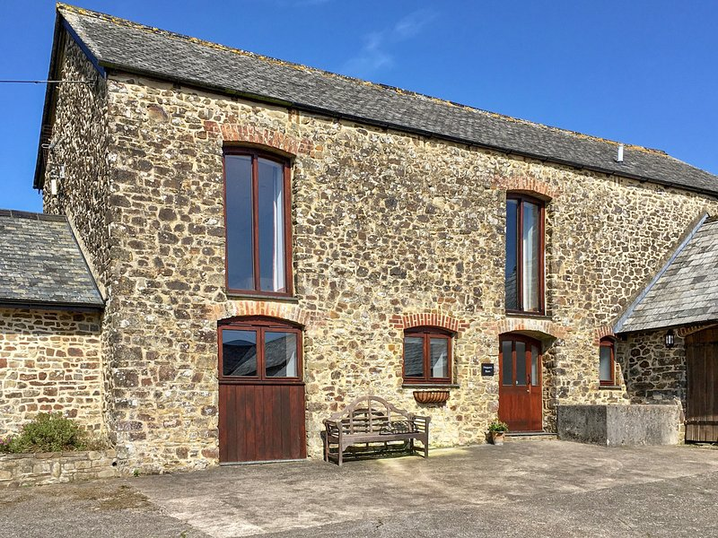 Hoppers Barn, Holsworthy, holiday rental in Pyworthy