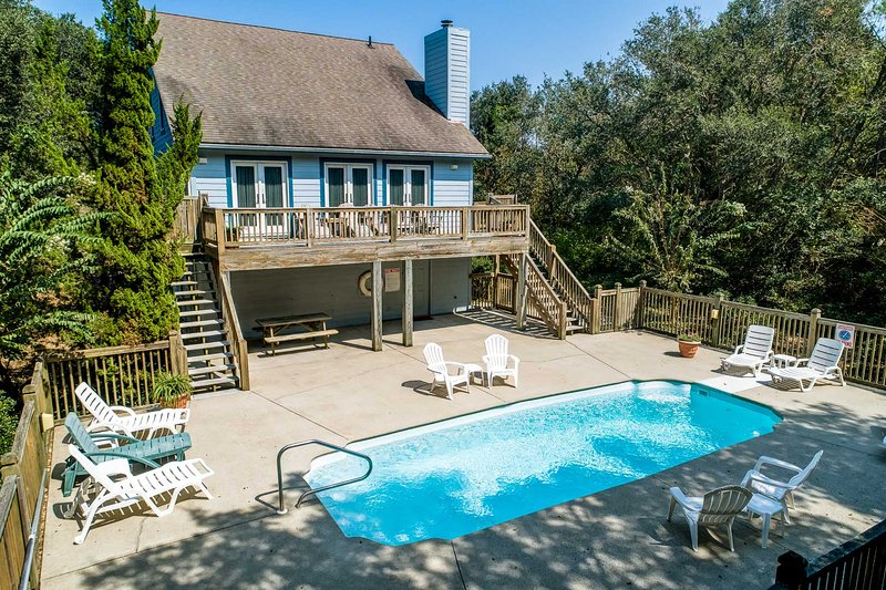 Gull Cottage | 1990 ft from the beach | Dog Friendly, Private Pool | Southern Sh, holiday rental in Southern Shores