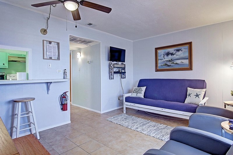 Island Time - well maintained 1 bedroom condo, location de vacances à Port Aransas