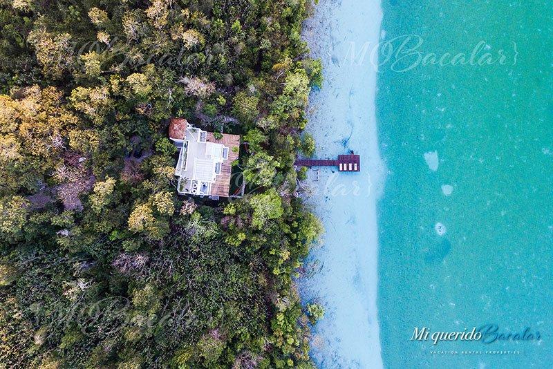 Casa Marivan | Private Pier, Free Kayaks & Paddle Boards, holiday rental in Bacalar