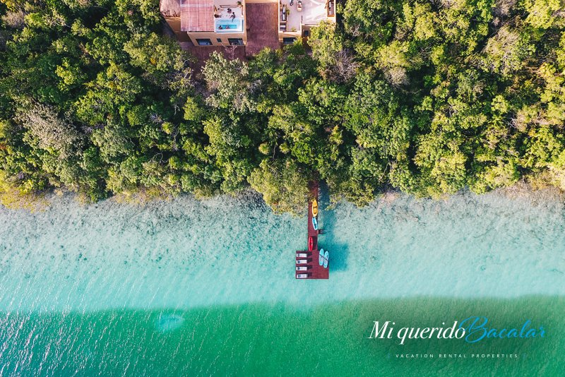 Casa Jero | Private Pier, Free Kayaks & Paddle Boards, holiday rental in Bacalar