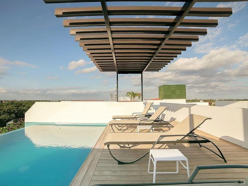 Classy 2 Br Apartment Fully Equipped, Up To 5 People, at Aldea Zama, alquiler de vacaciones en Tulum Beach