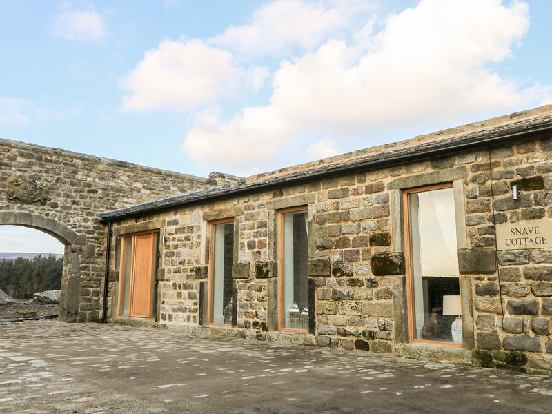 Snave Cottage, Appletreewick, holiday rental in Hebden