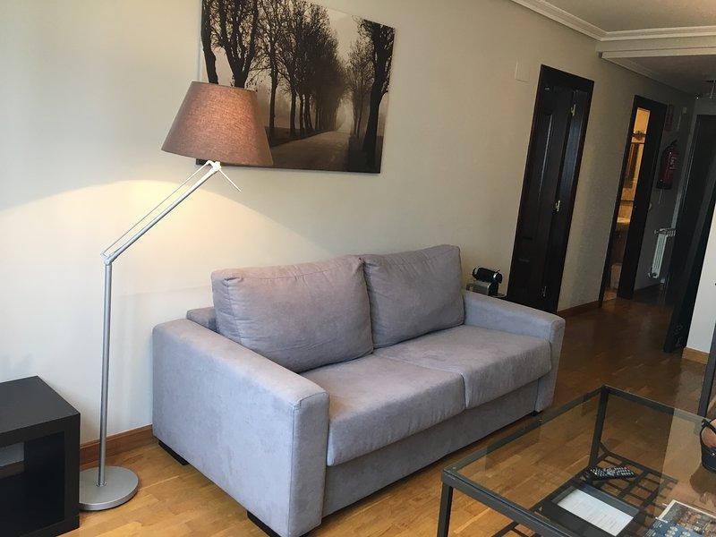 Confortarte. Apartamentos con wifi en Oviedo Centro, location de vacances à Oviedo