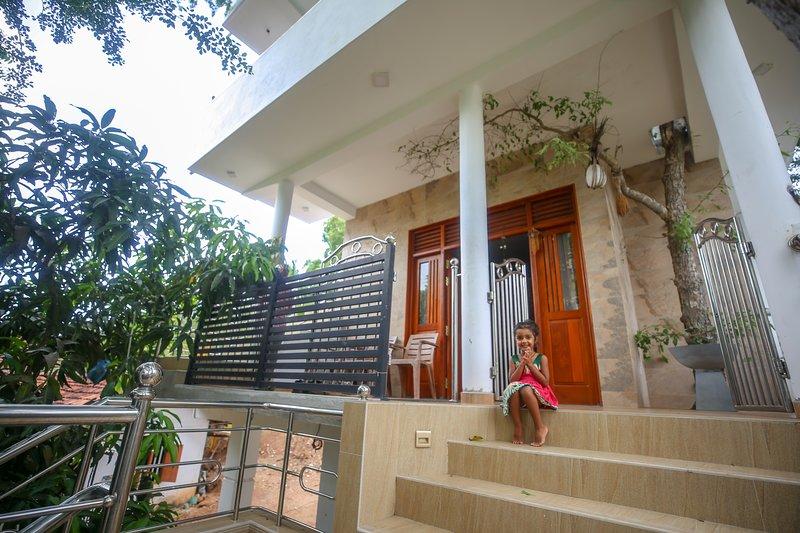 neverbeen to Nalaka Relaxing Home, location de vacances à Gurubebila