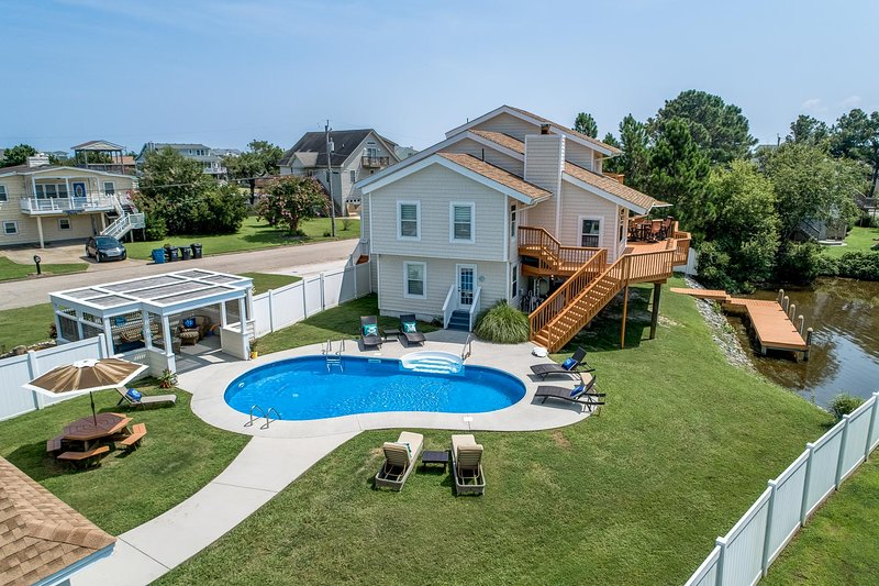 Bay Dreaming | 3010 ft from the beach | Dog Friendly, Private Pool, alquiler de vacaciones en Virginia Beach