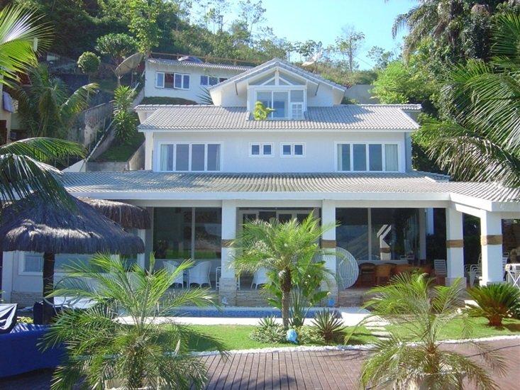 Linda casa 5 suítes com vista do paraíso, casa vacanza a Angra Dos Reis