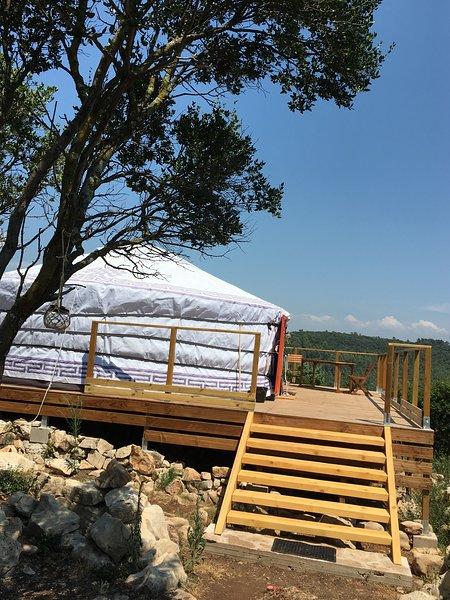 Les insolites de Taracopala, holiday rental in Sollies-Pont
