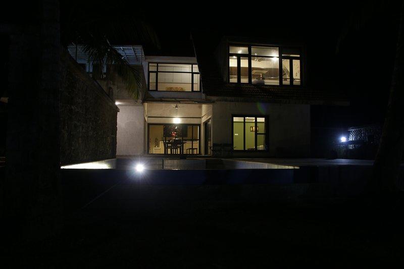 Villa Utopia, vacation rental in Alibaug