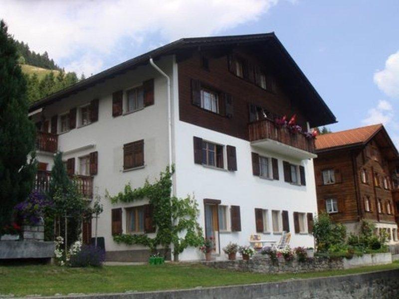 Ferienwohnung Zita Kohler-Flepp, casa vacanza a Disentis