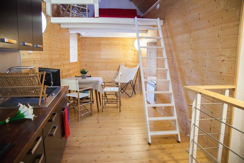 La Tiny, holiday rental in Trepot
