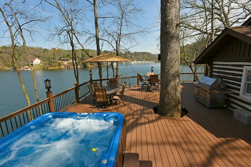 White Oak Point, holiday rental in Lake Lure