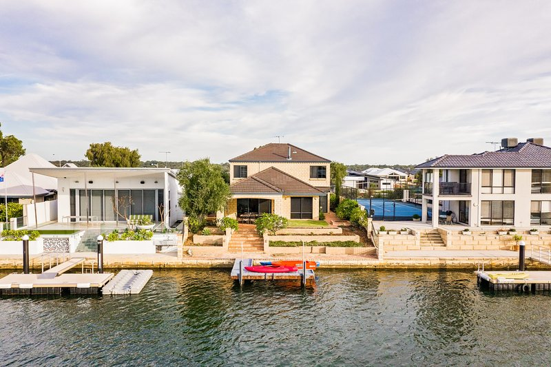 Waterside on Lanyard, holiday rental in Margaret River Region