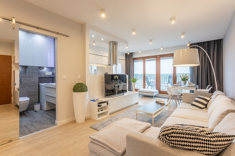Ambria Apartments Sunset, holiday rental in Swinoujscie