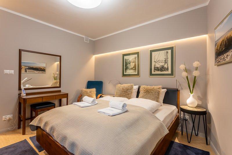 Ambria Apartments Dune III, holiday rental in Swinoujscie