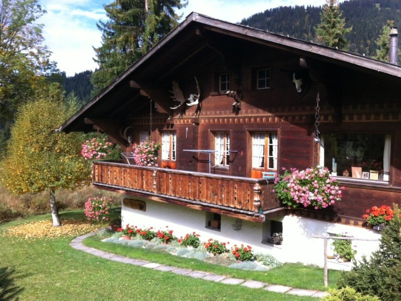 Chalet Nyati, aluguéis de temporada em Gstaad
