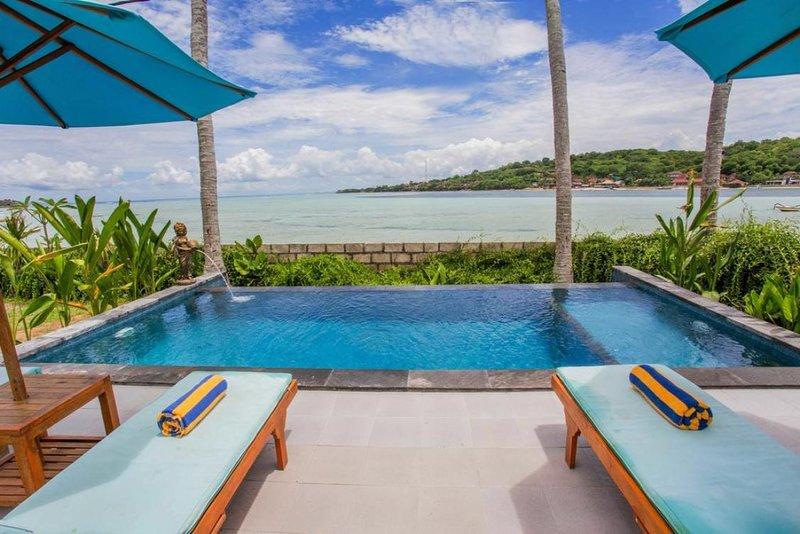 Sunset Room 6 Adult Beach View Nusa Lembongan, casa vacanza a Nusa Ceningan
