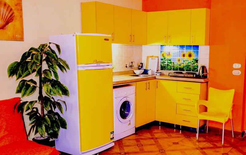 NATALIE APARTMENT. HADABA, vacation rental in Hurghada