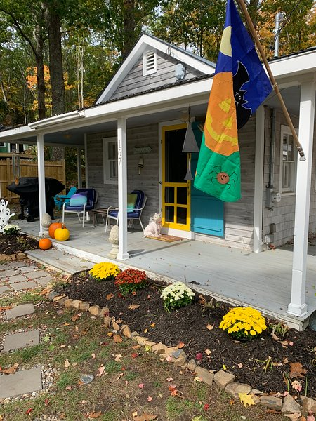 Quintessential Maine Cottage, holiday rental in North Berwick