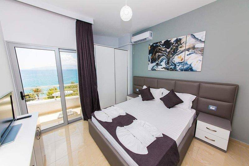 Hotel Kapllani, holiday rental in Saranda