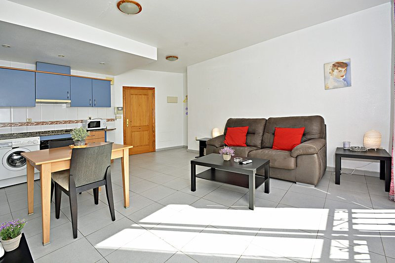 Apartamentos Plaza,1 bedrrom in the centre of the city,UAT425964, vacation rental in Benidoleig