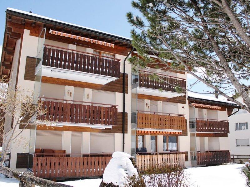 Casa Crep Ault Bertschi, vacation rental in Tujetsch