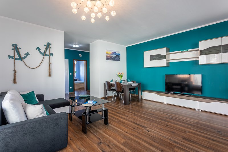Ambria Apartments Anker, holiday rental in Swinoujscie